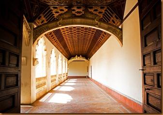 Toledo, cloiste upper, San Juan los Reyes