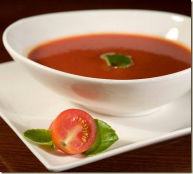Dieta  de la sopa de tomate Para Adelgazar Rápido