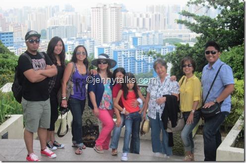 Faber Point Sentosa Island Singapore