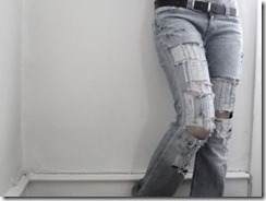 ragged jeans 222