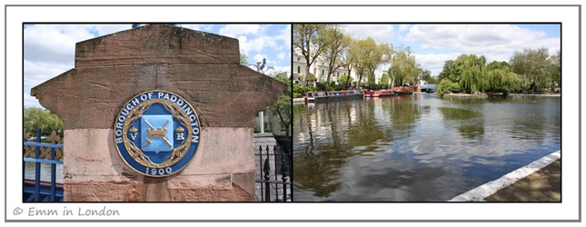 Borough of Paddington - Little Venice
