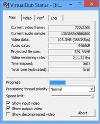 conversione-virtualdub