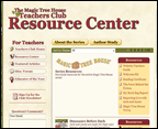 Magic Tree House Books Teacher Resource Center