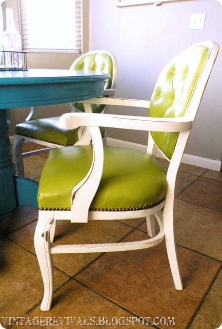 How to refinish a chair