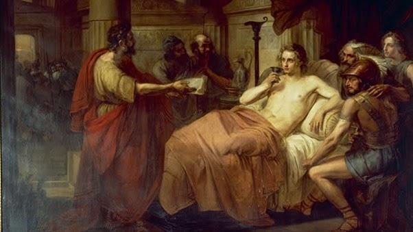 Morte de Alexandre