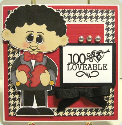 100 percent loveable-500