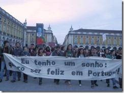 Foto manifestação 2 de Março. Mar.2013
