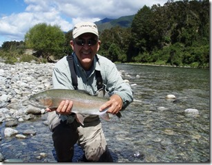 Best of Central North Island New Zealand Fly Fishing