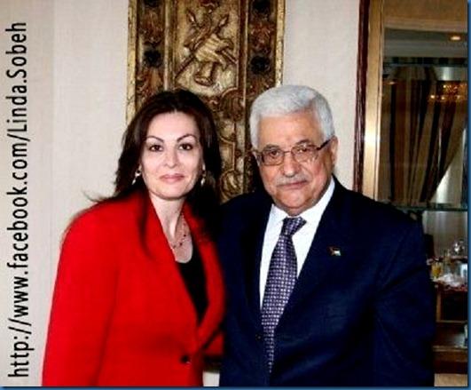 Linda Sobeh Ali & Mahmoud Abbas