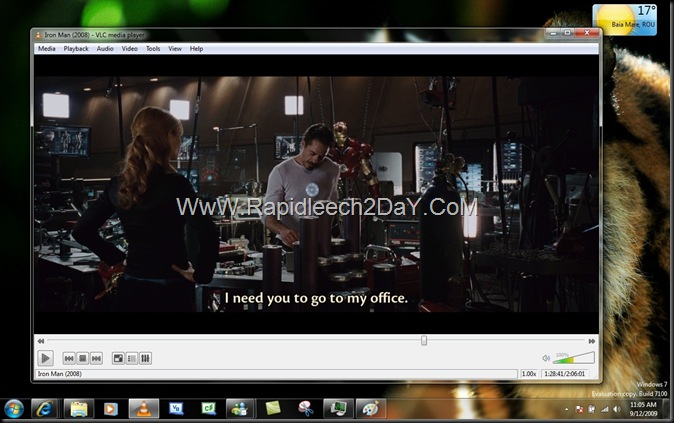 Download VLC Media Player 2.0.3 Released A multi-platform multimedia player that can read DVDs, VCDs, MPEG, and DivX files + Portable