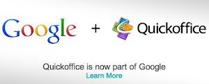 Google e Quickoffice