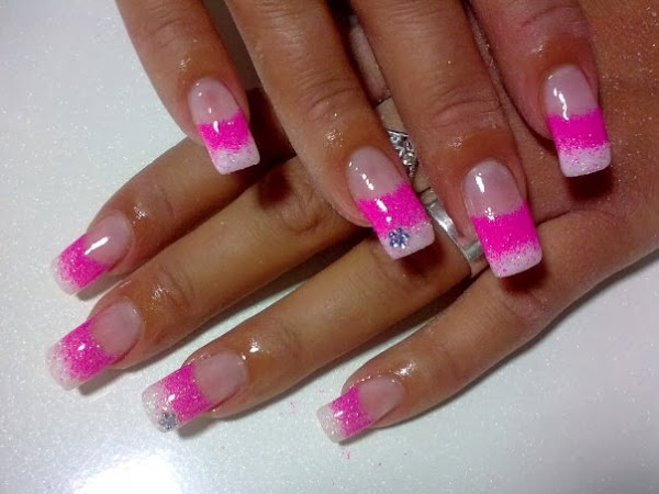 Acrylic Nails Designs For Beginners Latest Summer Nail Colours Summer Acrylic Nail Designs