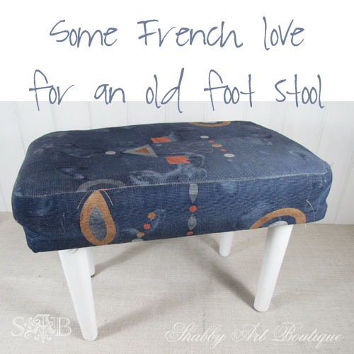 French stool 7