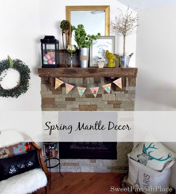 Spring mantle1