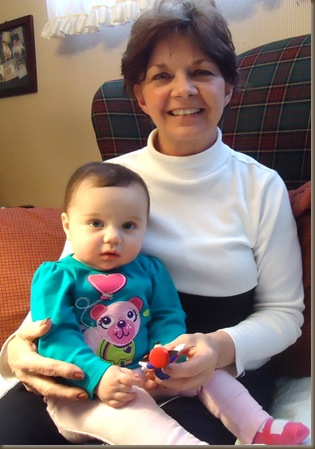 Grandma and Miranda
