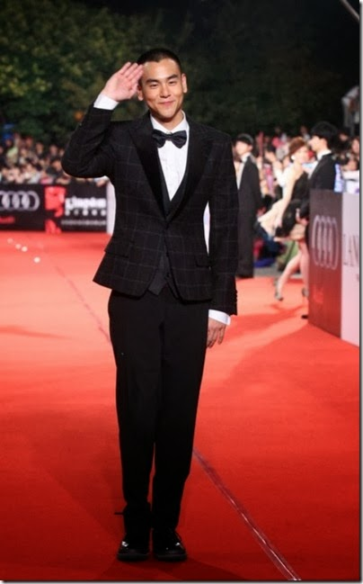 48th Golden Horse Award 2011 Eddie Peng