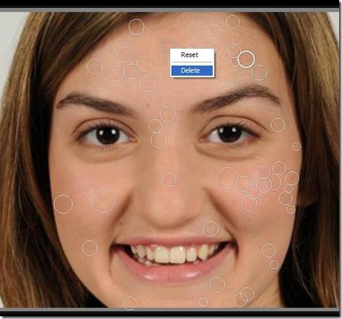 Free Photo Blemish Remover annullare correzione