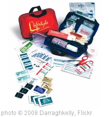 'delux-first-aid-kit' photo (c) 2008, Darraghkelly - license: http://creativecommons.org/licenses/by-nd/2.0/