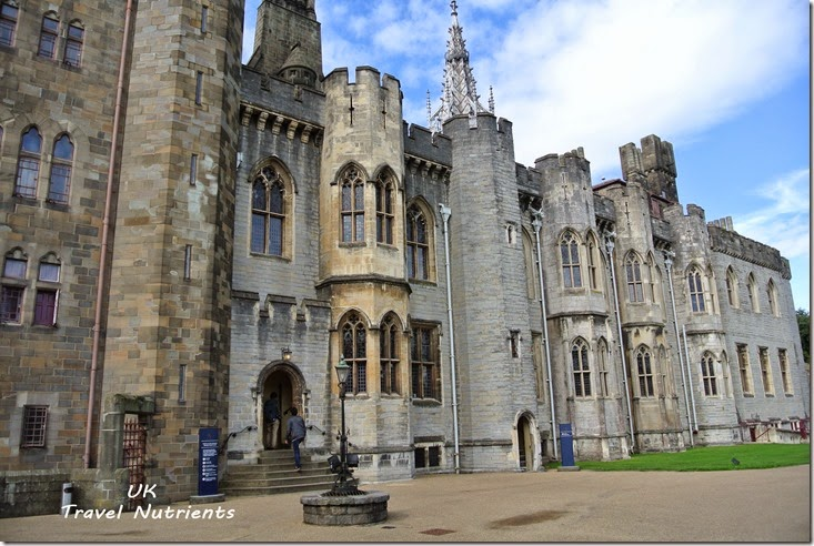 Cardiff Castle 卡地夫城堡  (30)