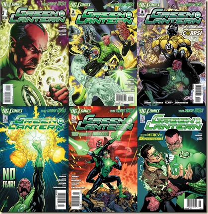 GreenLantern-Vol.01-Content