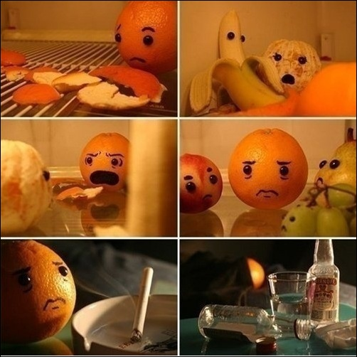 laranja traida