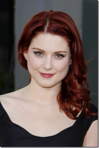 Alexandra Breckenridge Hot