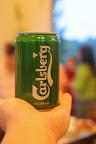 Yes, Carlsberg!