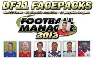 FM13 Facepacks