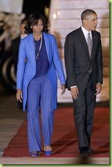 Michelle Obama Barack Obama Visits South Africa 1qA8y3U97K9x
