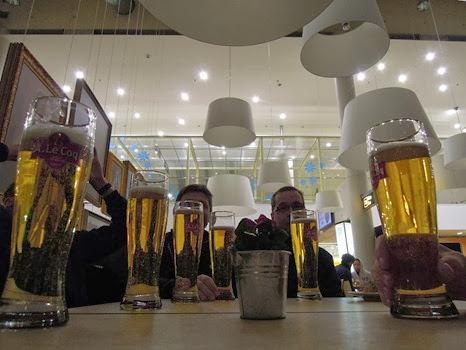 Tallinna Lennujaam, Marcialonga, esimesed õlled ...