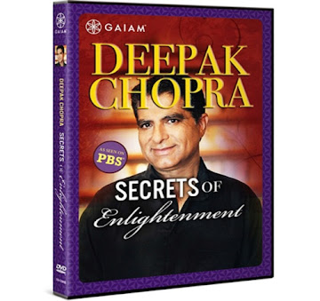 SECRETOS PARA ALCANZAR LA ILUMINACIÓN (Secrets of Enlightenment), Deepak Chopra [ Video DVD ] – Cómo trascender a un estado superior del ser