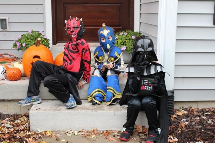 Halloween party 006
