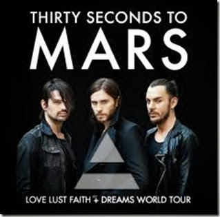 30 thirty seconds to mars venta de boletos en linea ticket master