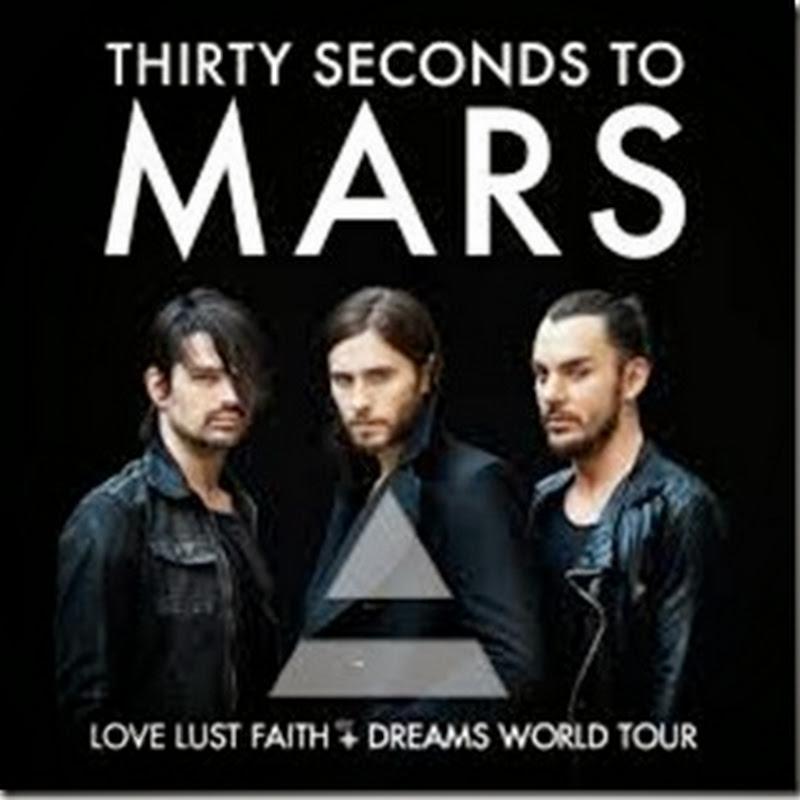 Boletos 30 Seconds To Mars en Guadalajara