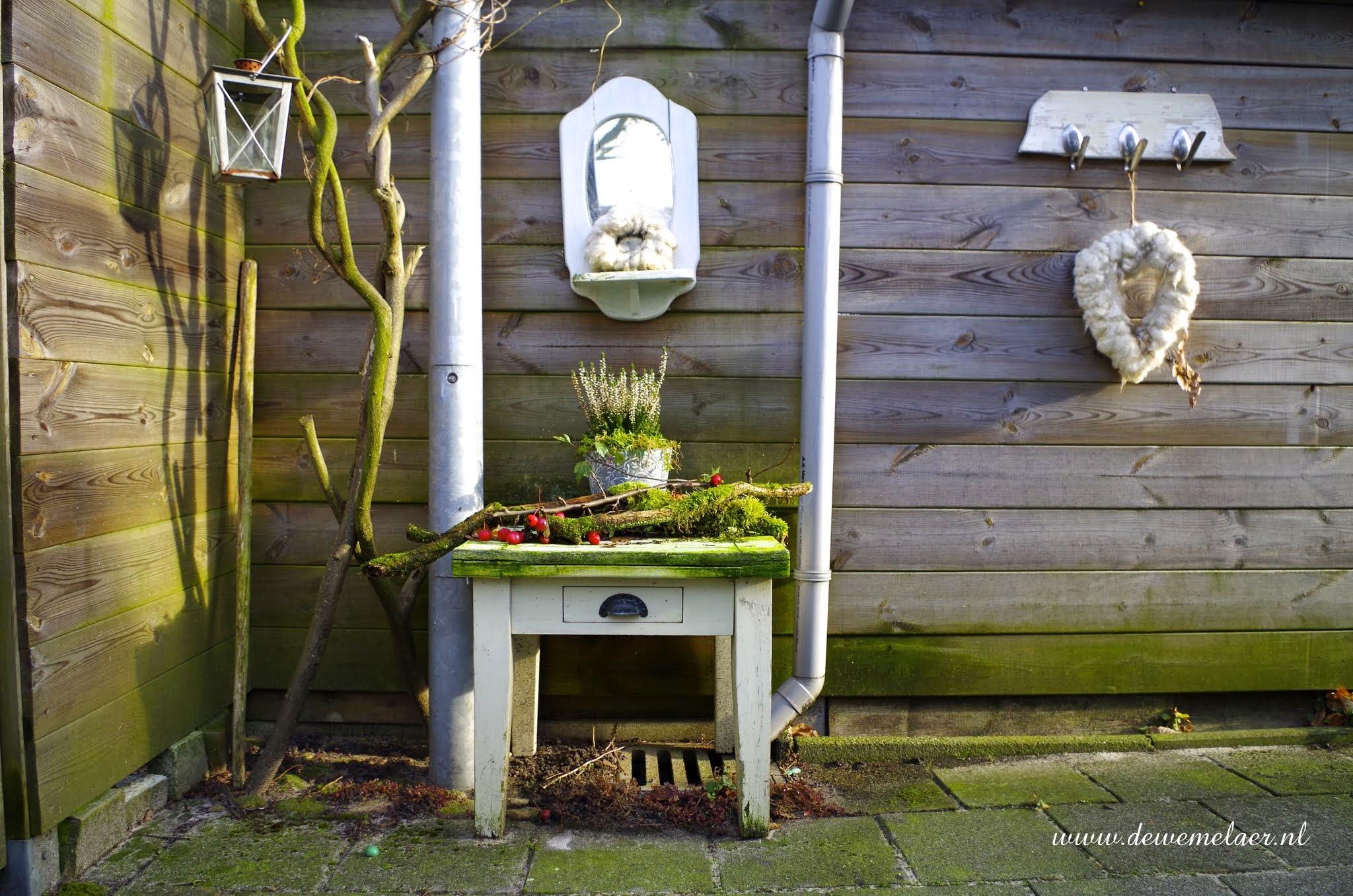 brocante buitenkeuken : Buitenkijken Bij Johanna De Wemelaer