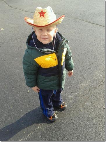 Chris Cowboy
