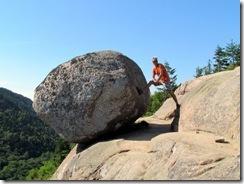 Dan and Ballance Rock