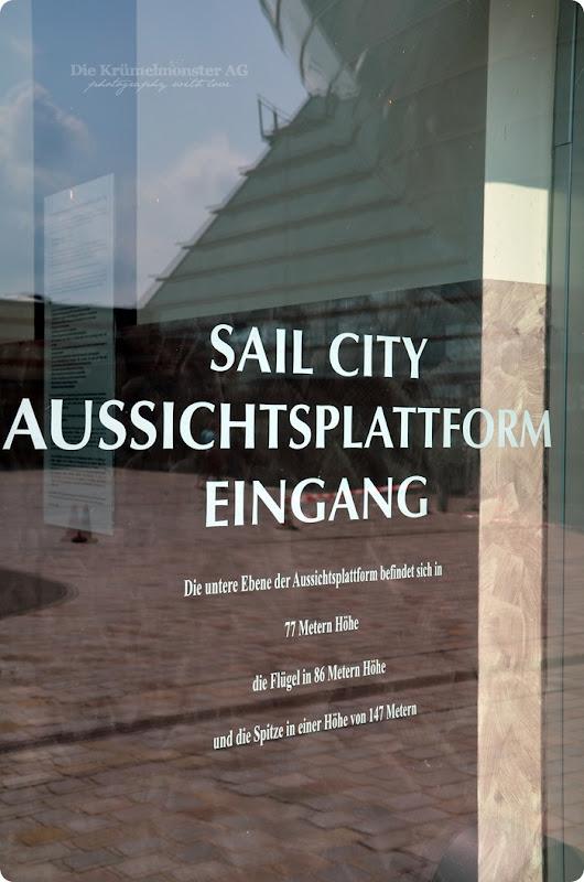 Wremen 29.07.14 Bremerhaven 63 Aussichtsplattform