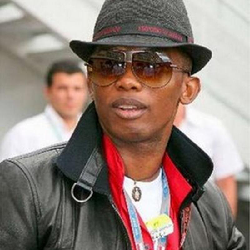 Samuel Eto'o chega a Luanda P/ Jogo Solidário