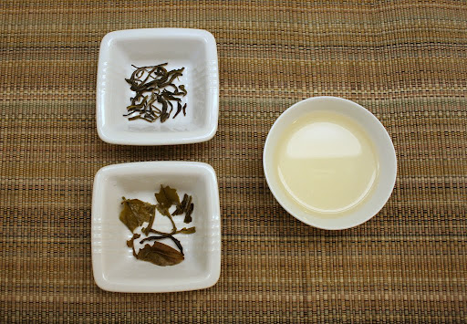 Upton Tea Imports: Makaibari Estate Long Leaf Green (DJ-82) Organic Fair Trade (TD39)