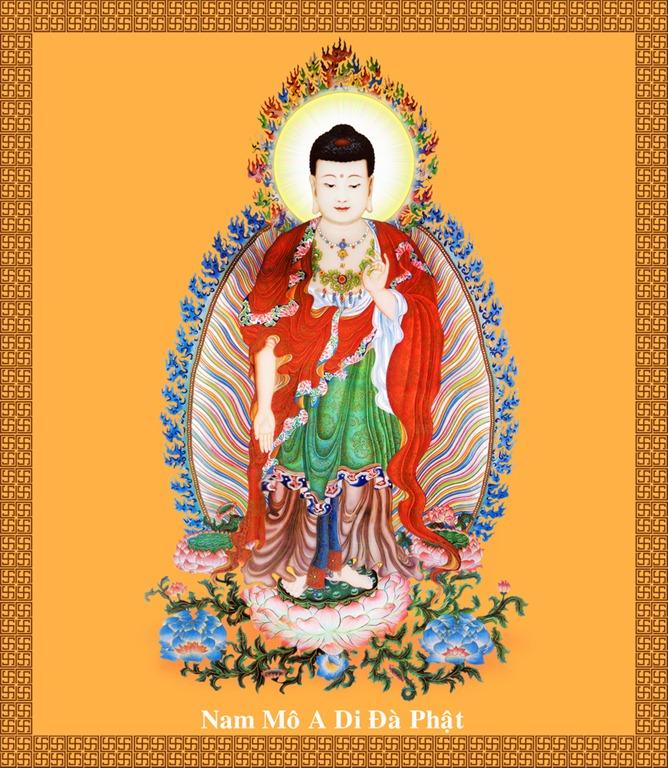 Phật giáo - Người Áo Lam