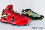nike lebron 10 ps elite championship pack 15 02 Release Reminder: LeBron X Celebration / Championship Pack