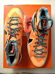 nike lebron 10 ps elite shooting starts pe 6 04 LEBRON X PS Elite Peach Jam AAU EYBL Shooting Stars PE