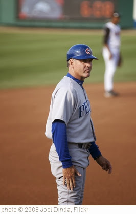 'Ryne Sandberg' photo (c) 2008, Joel Dinda - license: http://creativecommons.org/licenses/by/2.0/