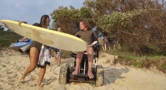 Barney Miller surfista 02