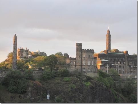 Picturesque Edinburgh