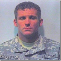 Staff Sgt. Michael Korolevich