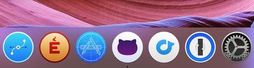 MacのアイコンをiOSに