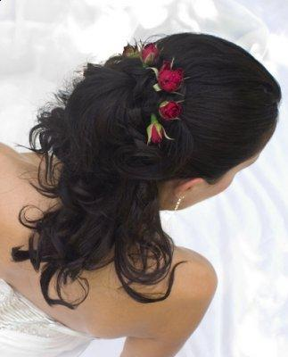 Top Indian Wedding Hairstyles