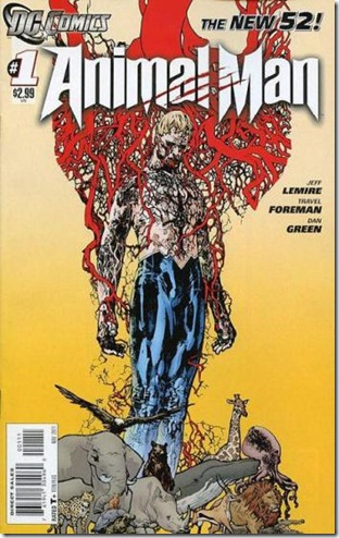 animal man new